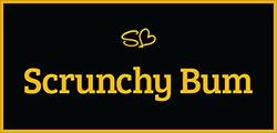 Scrunchy Bum Logo web